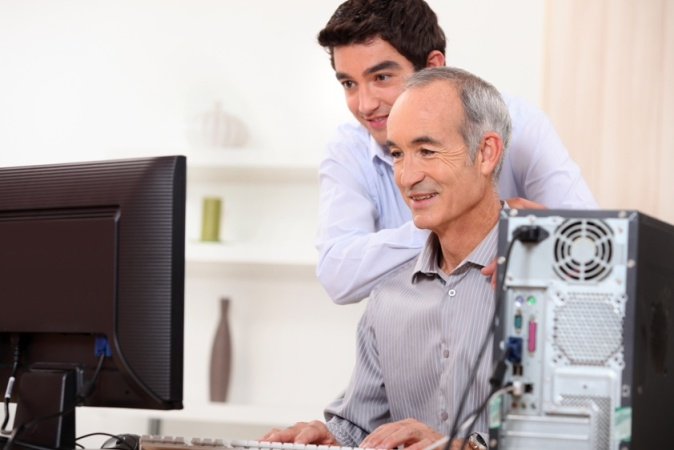 generation gap - millenials and boomers