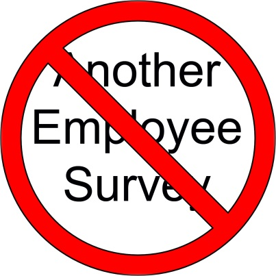 Not another employee survey